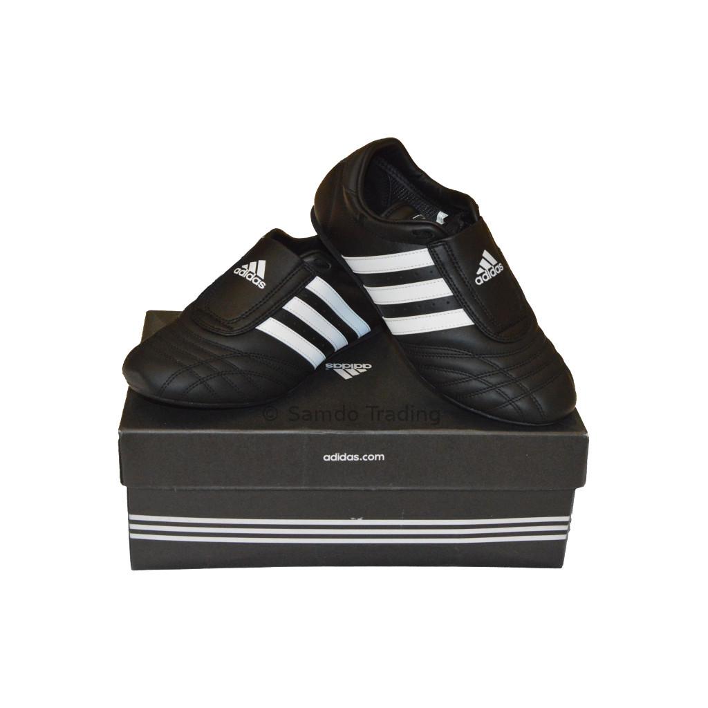 adidas taekwondo shoes black