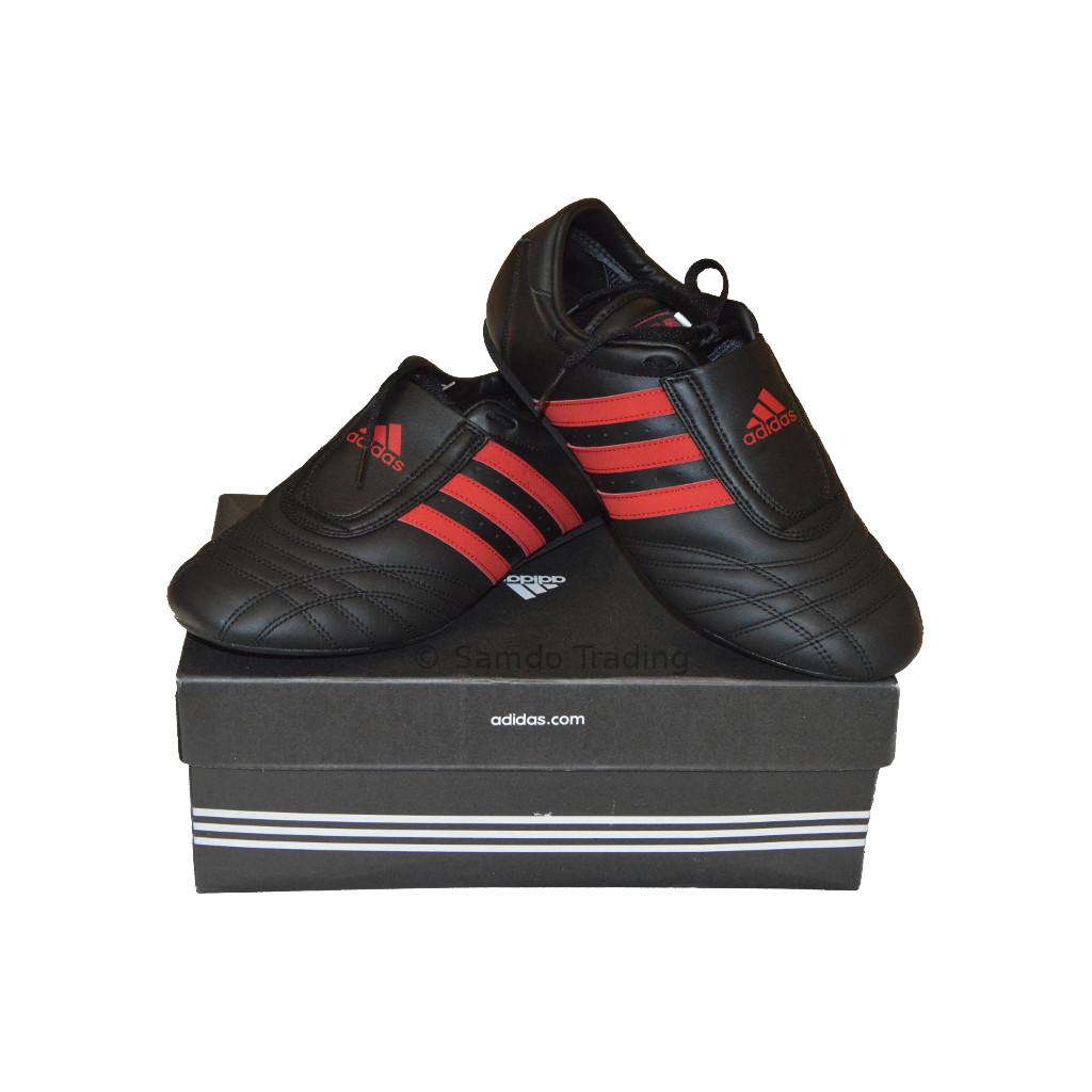 5a62b146cfc6 Adidas Martial Arts Taekwondo Shoes Upper Leather Classic SM-II
