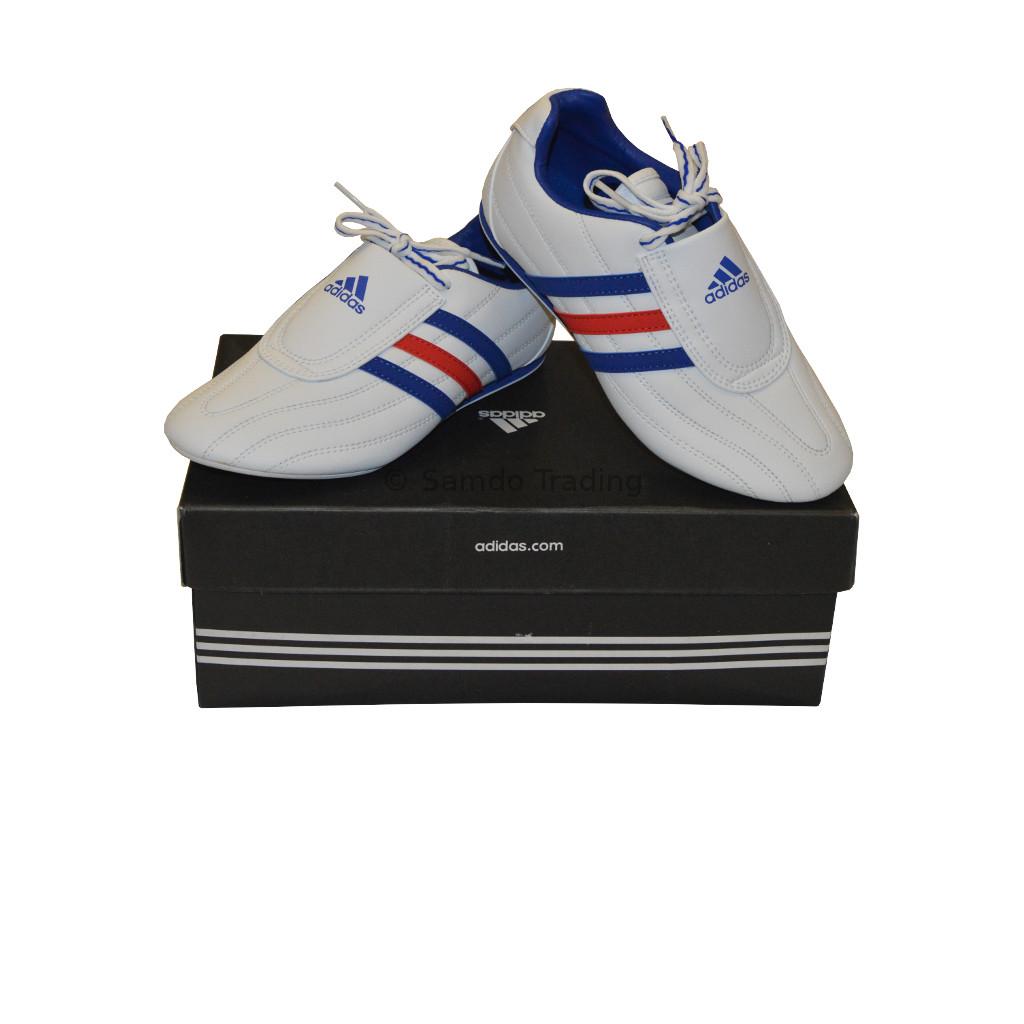 Martial Arts Shoes Adidas White