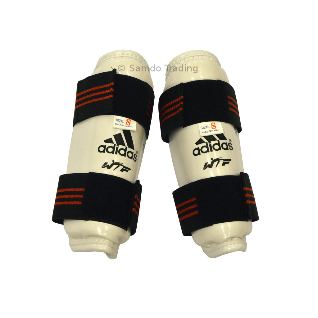 suspicaz peso descanso  Adidas Taekwondo Forearm Guard WTF approved - Samdo